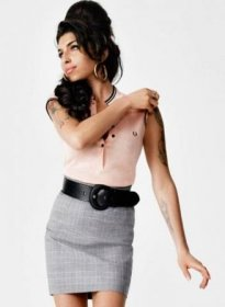 Amy Winehouse per Fred Perry