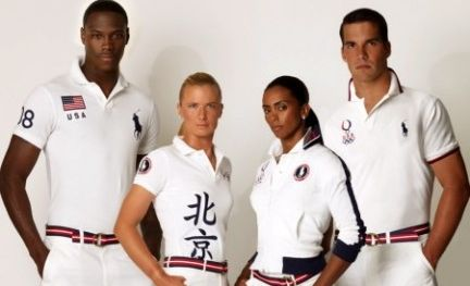 Ralph Lauren's Official Olympics Collection