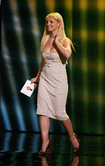 britney spears American Music Awards: red carpet II parte