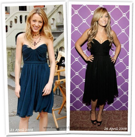 Blake Lively e Lauren Conrad in Foley + Corinna: Chi preferite?