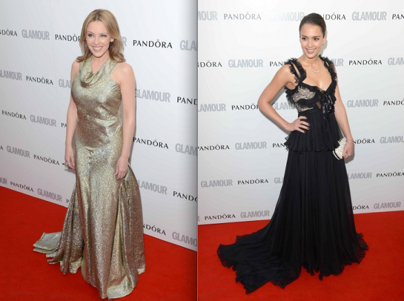 Glamour Awards 2012: il red carpet