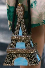Da Sex & the city: Eiffel bag by Timmy Woods