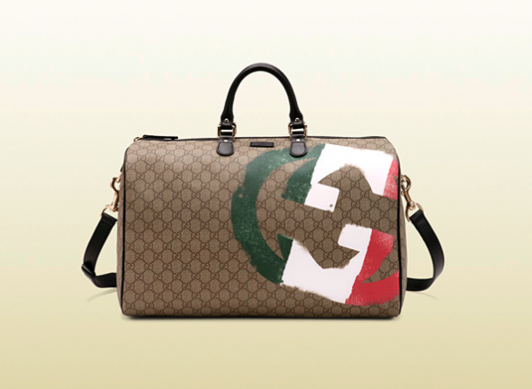 Gucci collection flag