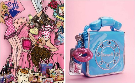 Betsey Johnson Call Me, Betsey