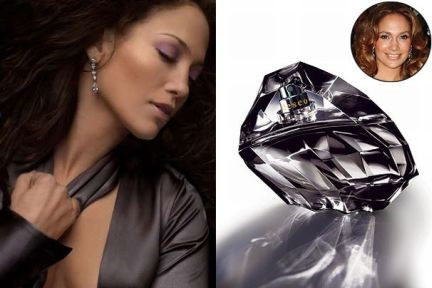 new fragrance by JLo