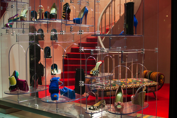 christian louboutin milano address