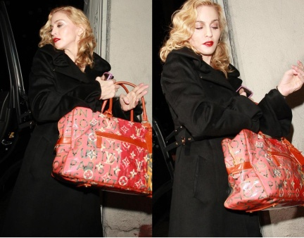 Madonna per Louis Vuitton
