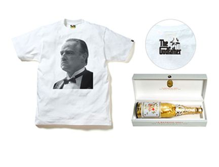 Bape per Godfather: t-shirt Don Vito Corleone