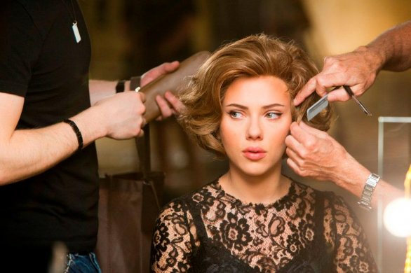 Scarlett Johansson testimonial per The One Lace Edition by ...