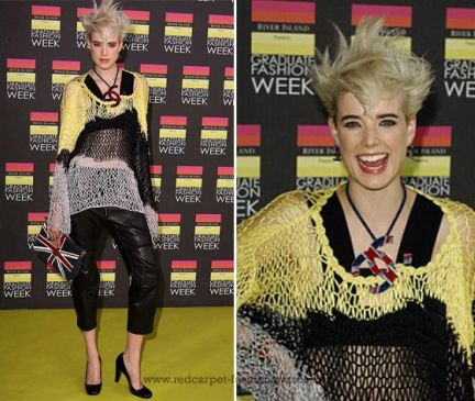 Look of the day: Agyness Deyn loves Chanel