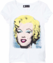 Andy Warhol by Pepe Jeans for Marilyn Monroe