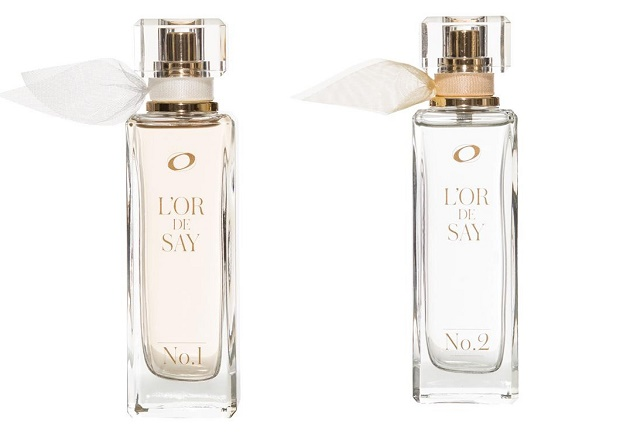 Orsay L'Or de Say No. 1 and L'Or de Say No. 2
