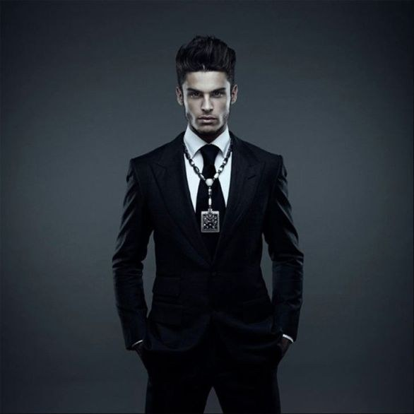 Baptiste Giabiconi per Richard Mille Timepieces 2011 collection