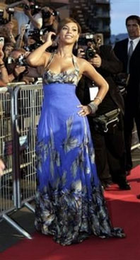 beyonce a cannes