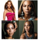 Beyonce Knowles su Instyle