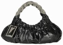 Borsa Coccinelle limited edition Crystallized