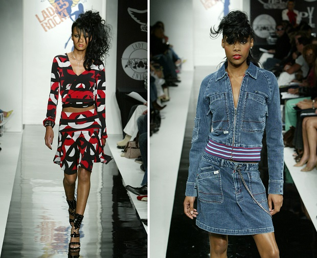 Mercedes Benz Fashion Week:  Enyce/Lady Enyce - Show