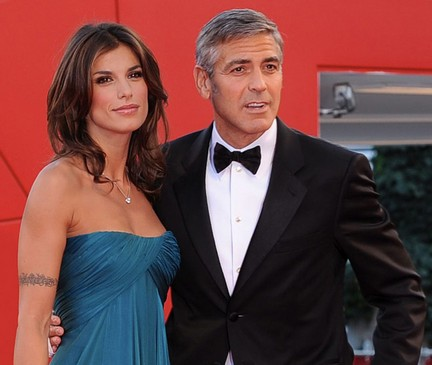 Canalis Clooney