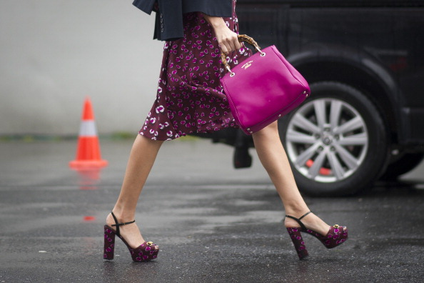 Street Style: Day 1 - MBFWI Presented By American Express Fall/Winter 2014