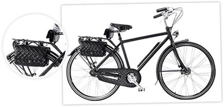 Bicicletta by Chanel