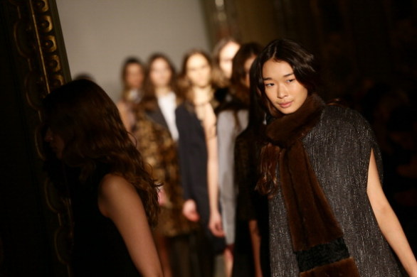 Chicca Lualdi BeeQueen FW 2014/2015