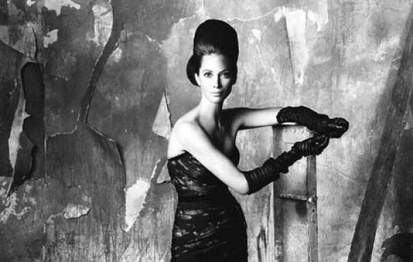 Christy Turlington su Vogue Italia