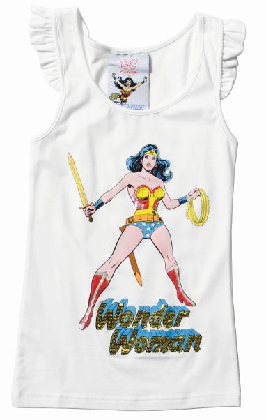 Collezione Wonder  Woman by Ayelier Fixdesign P/E 2010