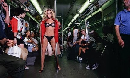 Artists & Prostitutes: David LaChapelle in mostra