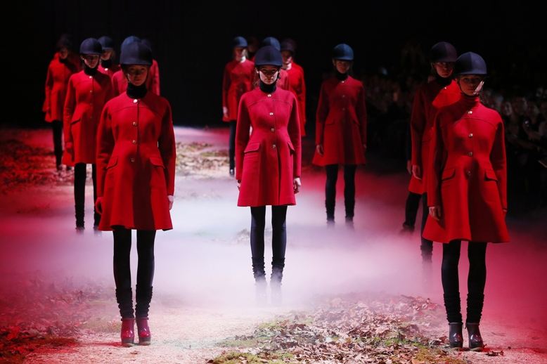 moncler gamme rouge autunno inverno 2015 2016