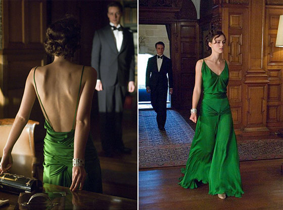 Atonement-the-green-dress