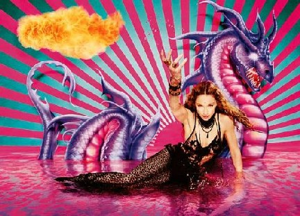 madonna Artists & Prostitutes: David LaChapelle in mostra