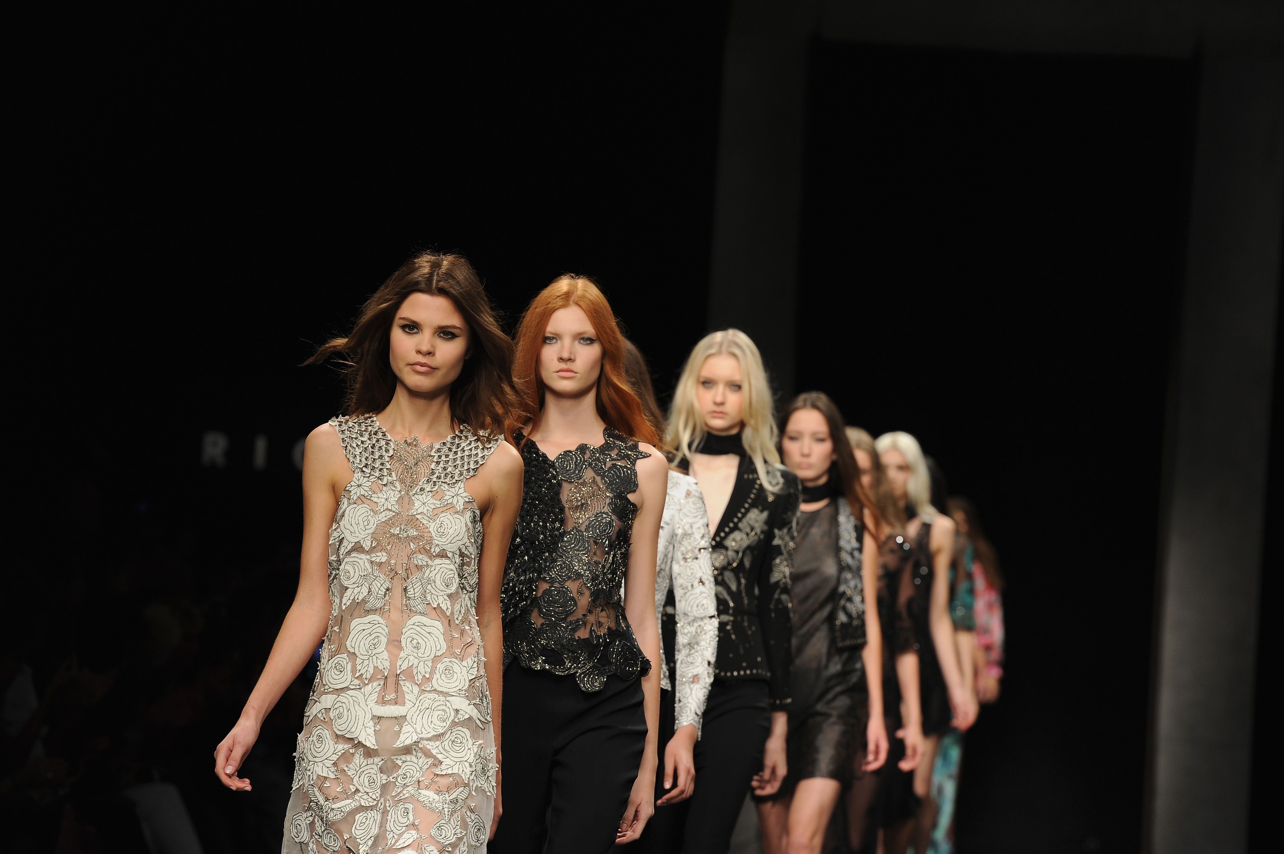 John Richmond - Runway - Milan Fashion Week Womenswear Spring/Summer 2015