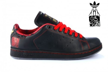 David Choe x adidas Originals Stan Smith