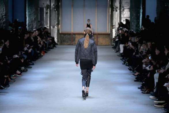 Diesel Black Gold a New York Fashion Week autunno-inverno 2015-2016