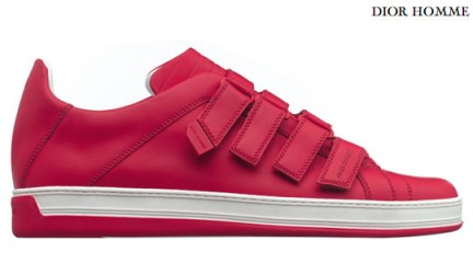 Dior Homme: sneakers autunno inverno 2009 10