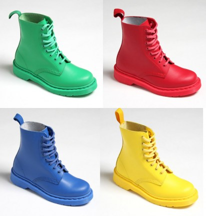Dr. Martens Primary Pascal  Boot Collection