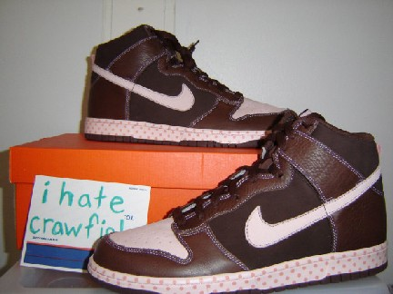 Nike Dunk Choccolate Easter Bunny