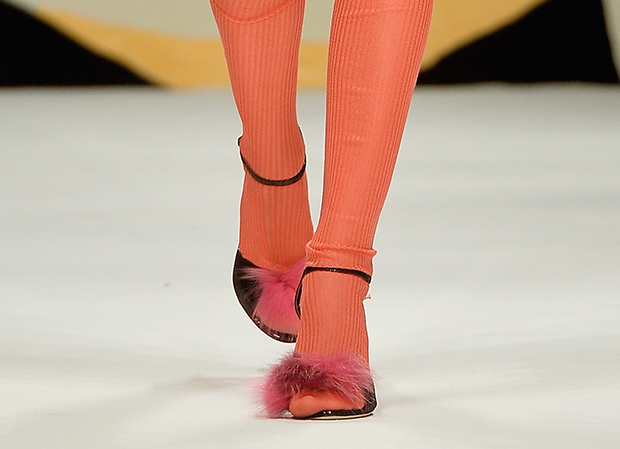Kristina Ti - Runway - Milan Fashion Week Womenswear Autumn/Winter 2014