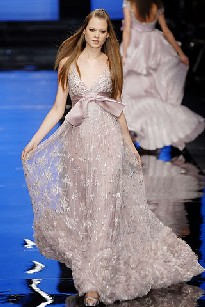Haute Couture Paris Primavera Estate 2007: Elie Saab