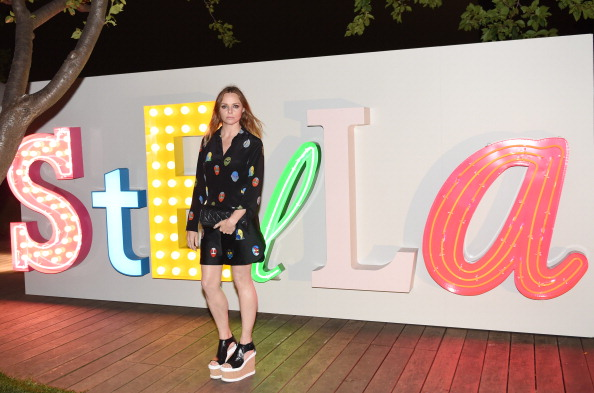 Stella McCartney Spring 2015 Presentation and Party In Tokyo