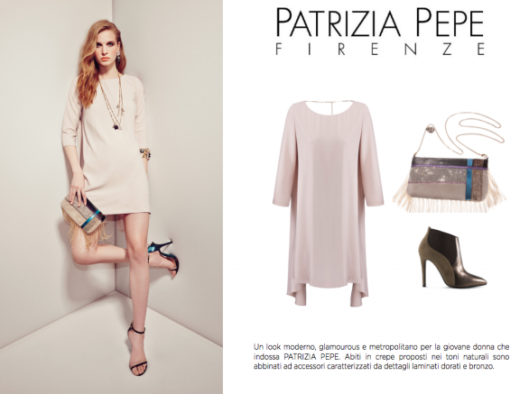best website 18316 a63db I primi capi Patrizia Pepe autunno inverno 2013 2014 in ...