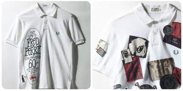 Fred Perry 60 anni