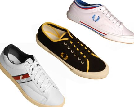 Fred Perry sneakers collection
