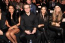 Front row delle sfilate alla New York fashion Week 2013