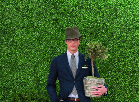 Gant by Michael Bastian cruise collection 2013
