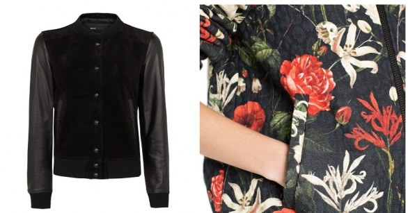 Giacca bomber autunno 2013
