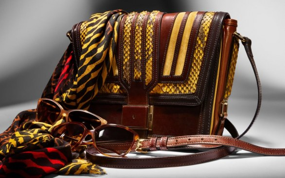 Gli accessori da donna Burberry inverno 2012