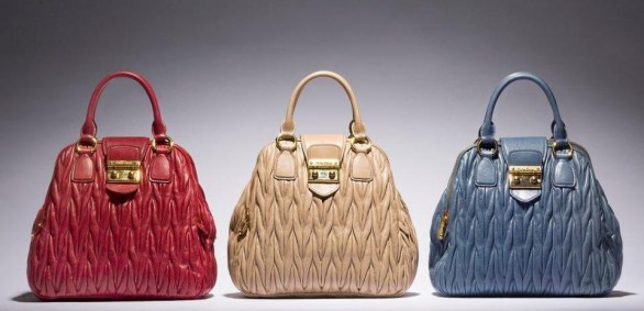 gli accessori must have per l'inverno 2013 Prada handbags