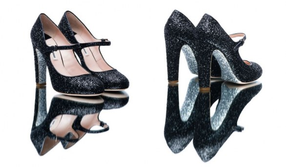 gli accessori must have per l'inverno 2013 mary jane glitterati