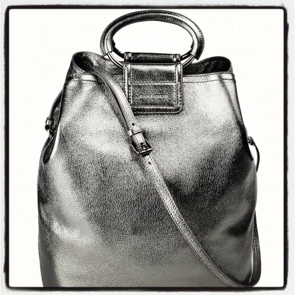 gli accessori must have per l'inverno 2013 Alberta Ferretti bag
